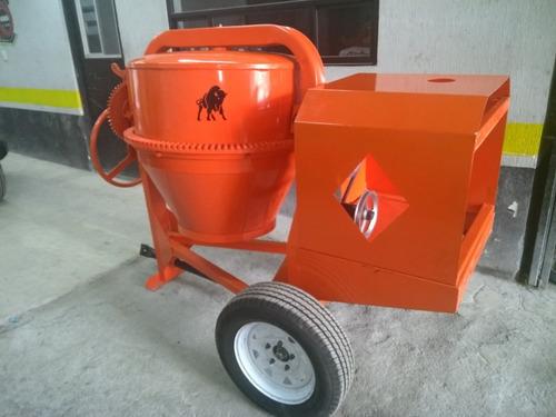 revolvedora para concreto  de un saco  búfalo y king 13 hp