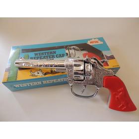 Revólver De Espoleta - Estrela - Western Pistol - Lacrado!