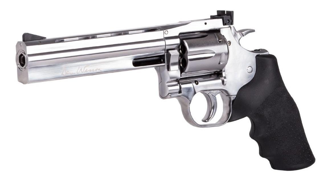 Revolver Pistola Bersa Asg Dan Wesson 715 4 5mm Co2 Metal