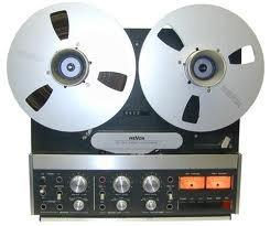 revox servicio tecnico reparacion cinta abierta