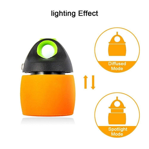 rey lámparas para camping luces (azul) + envio gratis