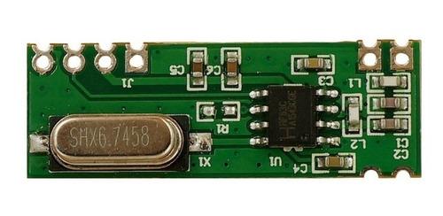 rfm83c 433mhz receptor ask / ook rfm83c: 3.6v-5.5v rfm83