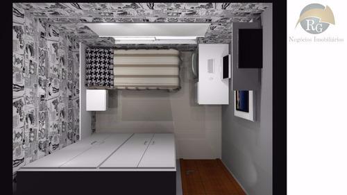 rg* casa condomínio fechado edu chaves *rg* 2 dormts - ap1144