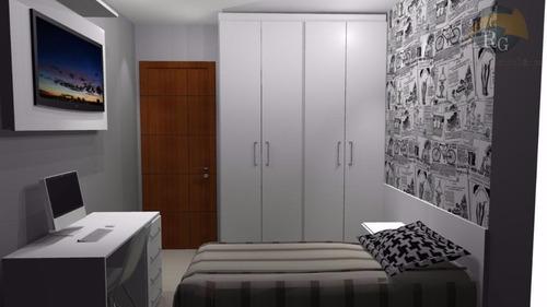 rg* casa condomínio fechado edu chaves *rg* 2 dormts - ap1145