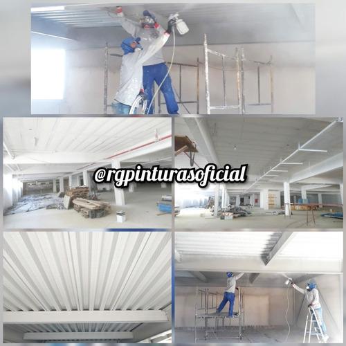 rg pinturas - empresa de pintura e impermeabilização!