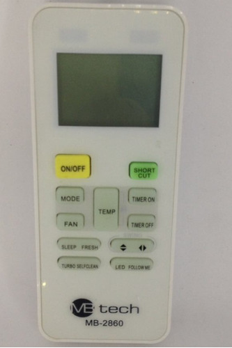 rg52b/e controle remoto ar condicionado carrier springer rj