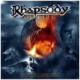rhapsody of fire the frozen tears of angels cd nuevo