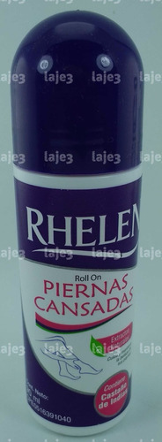 rhelen piernas cansadas roll-on 90ml