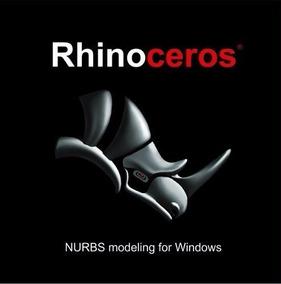 Rhinoceros 5 E 6 Para Windows / 5 3 2 Para Mac Os