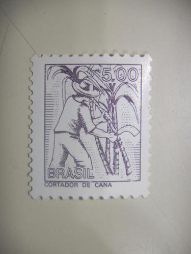 rhm r 568 - selo regular - tipos e profissões nacionais 1977