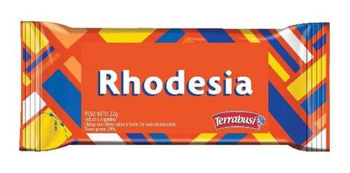 rhodesia promo x10 unidades - barata la golosineria