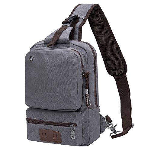 en Mercado 246 Cruz De Bag Hombro Riavika Sling Cuerpo Para Libre Mochila Bolso 53 cWvgWf7P6B