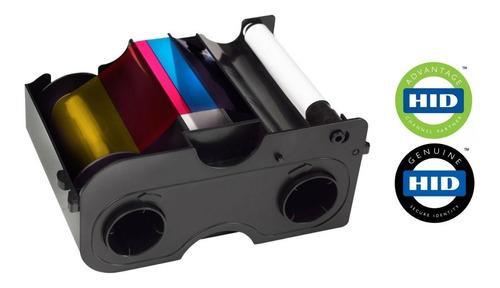 ribbon fargo 45000 ymcko color genuino dtc1250 / 1000