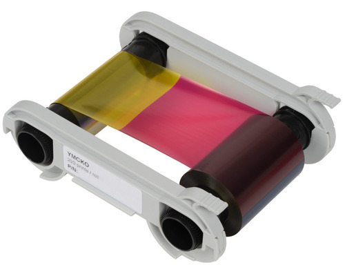 ribbon full color evolis primacy x 300 imagenes - r5f008aaa
