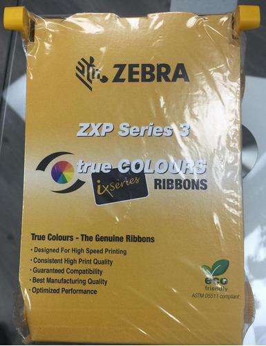 ribbons zxp series 3, true colours 800033-340