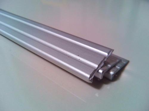 ribete de aluminio
