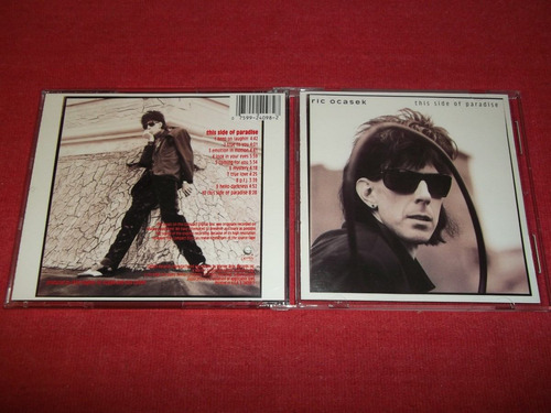 ric ocasek - this side of paradise cd imp ed 1997 mdisk