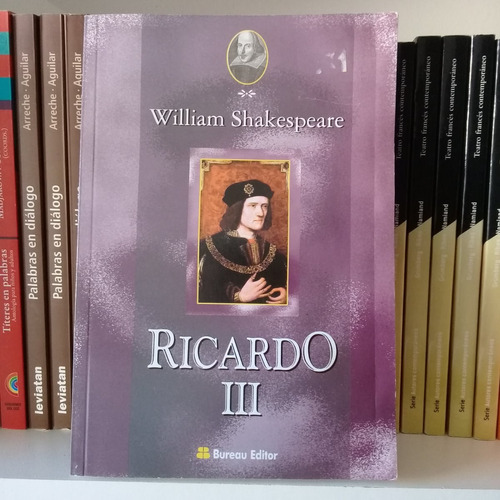 ricardo 3 de william shakespeare . teatro