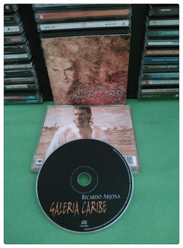 ricardo arjona   - cd original -  un tesoro músical