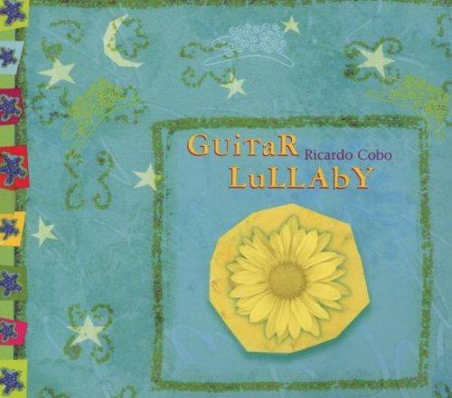 ricardo cobo - guitar lullaby cd guitarra