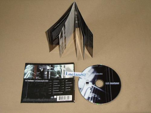 ricardo montaner con la london metropolitan 1999 wea cd