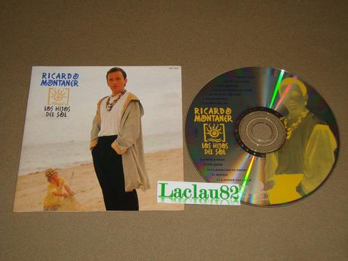 ricardo montaner los hijos del sol 1992 melody cd canada
