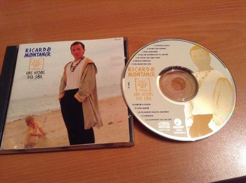 ricardo montaner los hijos del sol cd album