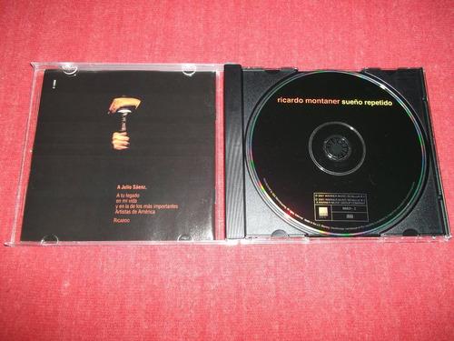 ricardo montaner - sueño repetido cd imp ed 2001 mdisk