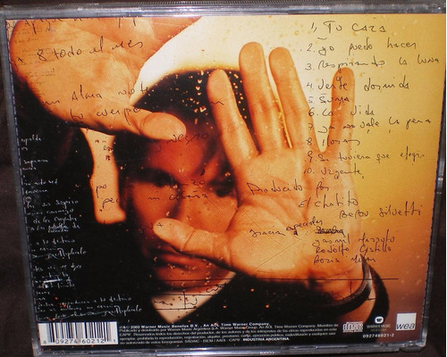 ricardo montaner - suma (2002) cd