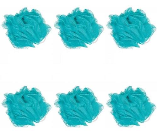 ricca 300 esponja de banho grande (kit c/06)