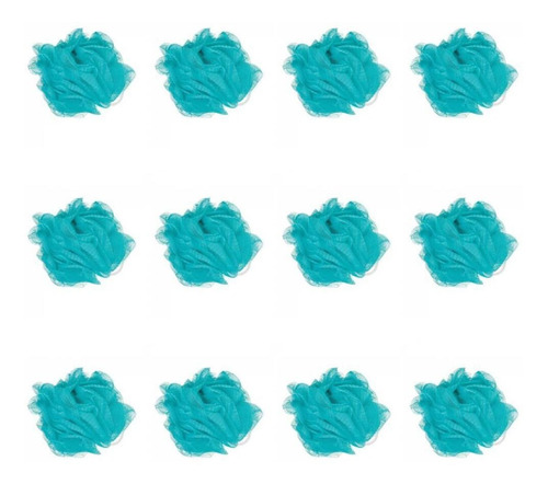 ricca 300 esponja de banho grande (kit c/12)