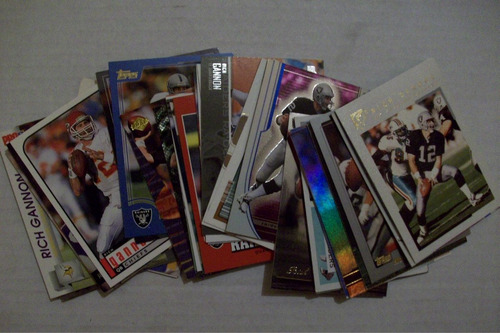 rich gannon lote nfl cards