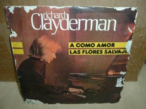 richard clayderman a como amor simple argentino c/tapa