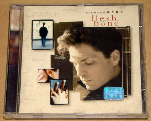 richard marx flesh and bone cd holandes / kktus