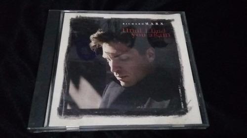 richard marx until i find you again cd pop rock