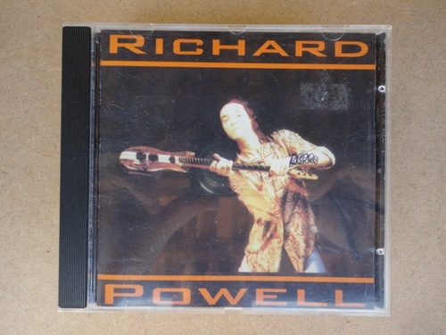 richard powell - tapping dance - cd