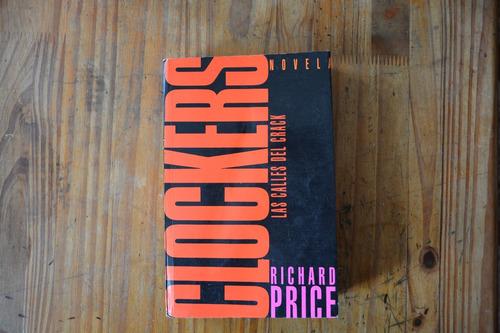 richard price: clockers, las calles del crack