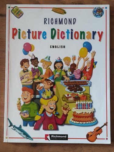 richmond picture dictionary diccionario ingles ilustrado
