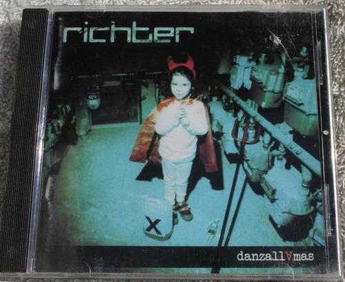 richter - danzallamas cd