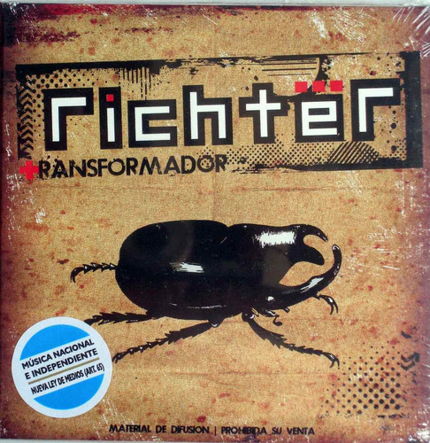 richter - transformador - cdpromo
