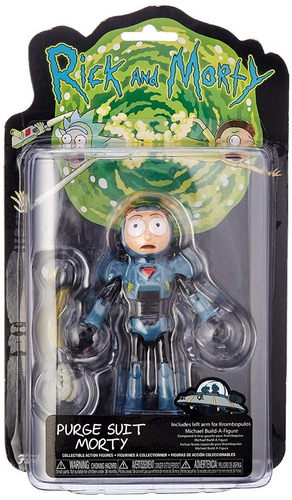 rick and morty purge suit morty funko original replay