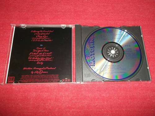 rick james - cold blooded cd imp ed 1991 mdisk