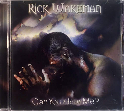 rick wakeman - can you hear me - cd importado uk novo