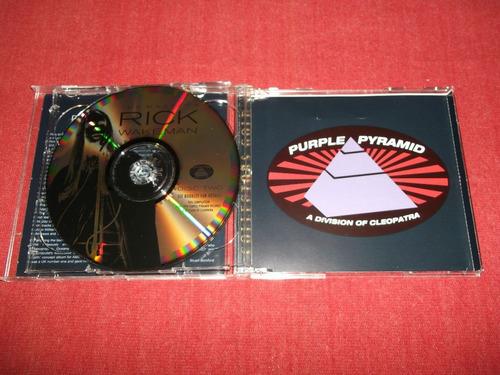 rick wakeman - the masters cd doble usa ed 1999 mdisk
