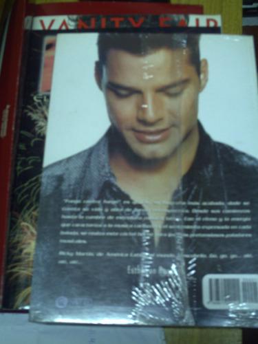 ricky martin fuego contra fuego biografia libro