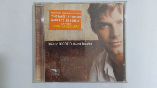 ricky martin sound loaded cd