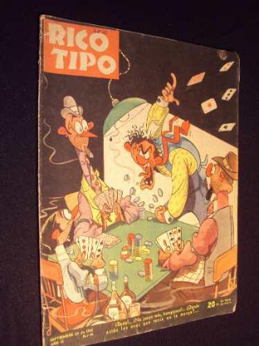 rico tipo revista comic pablo de santis nº 21 46 (2)
