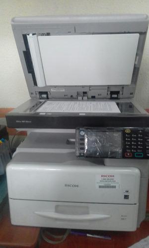 ricoh aficio mp301