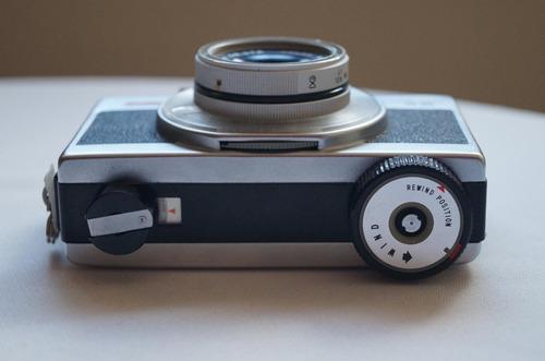 ricoh hi-color 35 camara rikenon 2.8 35mm-