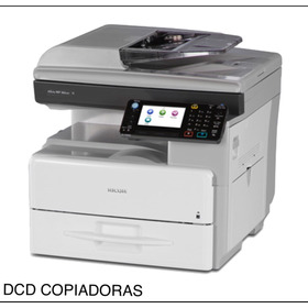 Ricoh Mp 301 Nueva Printer Escaner